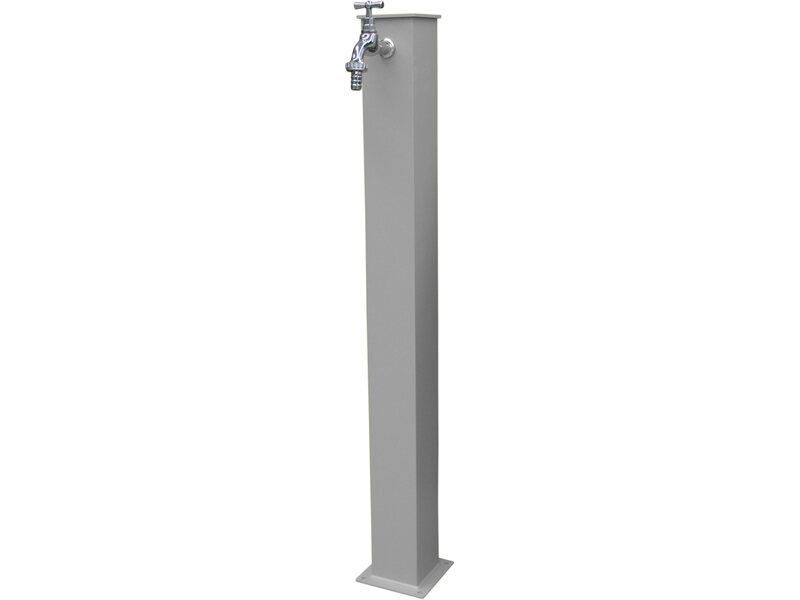 Fontana in metallo manchester alluminio acquista da obi for Fontane da giardino obi