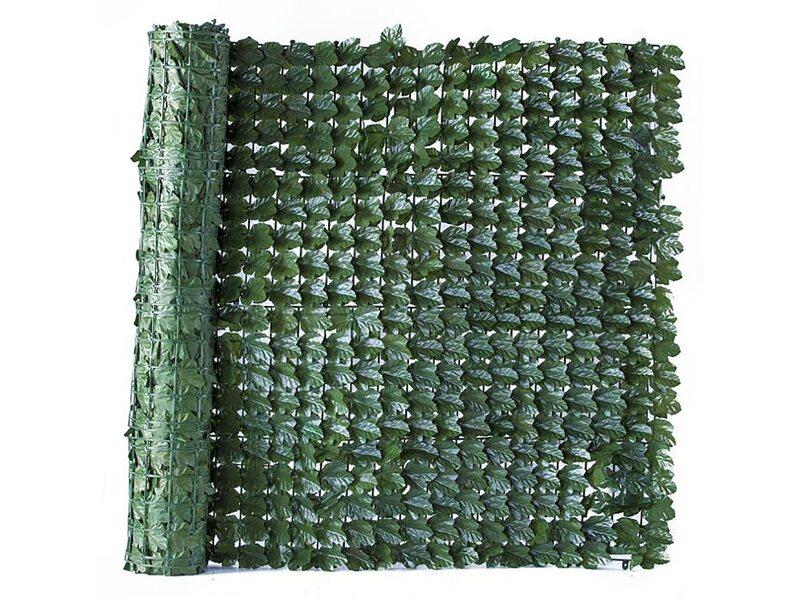Steccato Giardino Plastica : Arella double colore verde in plastica cm recinzione