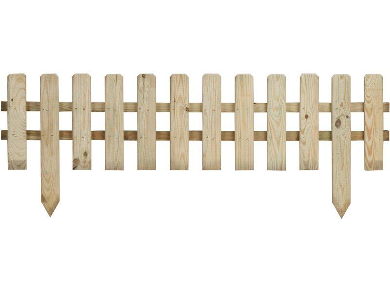 Recinzione bassa liscia acquista da obi for Obi pannelli legno