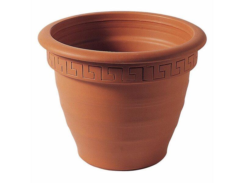Vaso a campana terracotta 26 cm acquista da obi - Vasi in terracotta da giardino prezzo ...