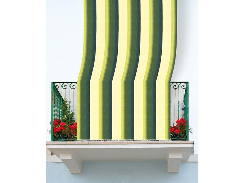 Tenda da sole malaga acrilico verde 140 cm x 300 cm for Tagliaerba obi