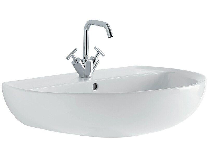 Vasca Da Bagno Pozzi Ginori Prezzo : Pozzi ginori lavabo cm colibrì bianco acquista da obi