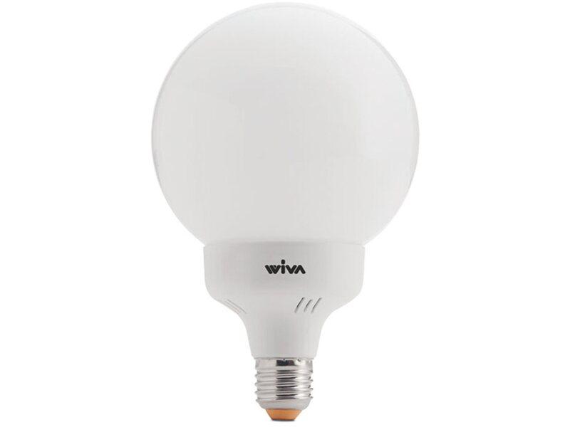 Lampade A Globo A Risparmio Energetico : Lampada a risparmio energetico hi power globo w k acquista