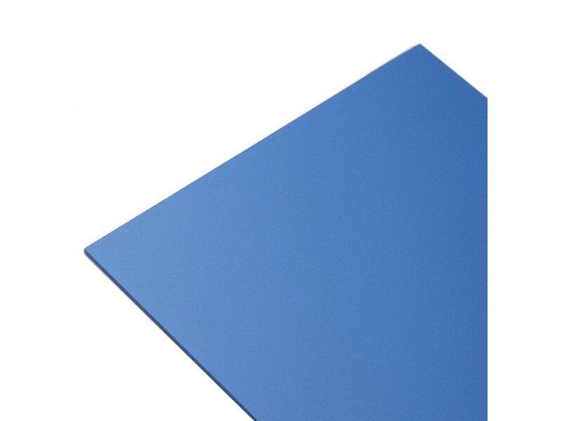 Lastra in pvc espanso multiexel 250 mm x 500 mm blu for Lastre bituminose obi