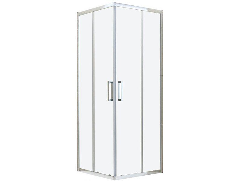 Box doccia rettangolare london 70 cm x 100 cm x 200 cm for Box doccia obi