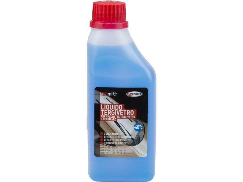 Liquido tergivetro concentrato start 40 c 250 ml for Obi stufe a combustibile liquido