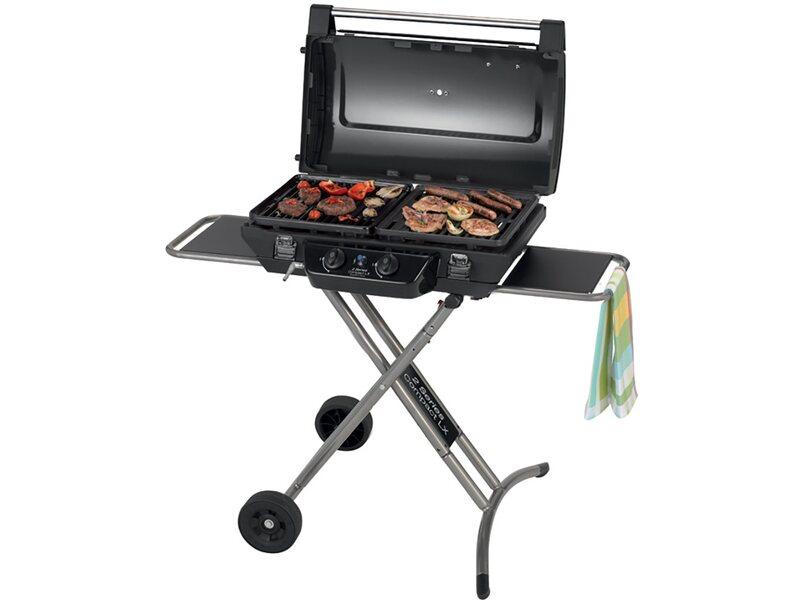 Campingaz barbecue a gas 2 series compact lx acquista da obi for Tagliaerba obi