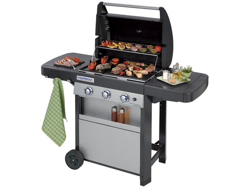 Campingaz barbecue a gas 3 series classic l acquista da obi for Barbecue in muratura obi