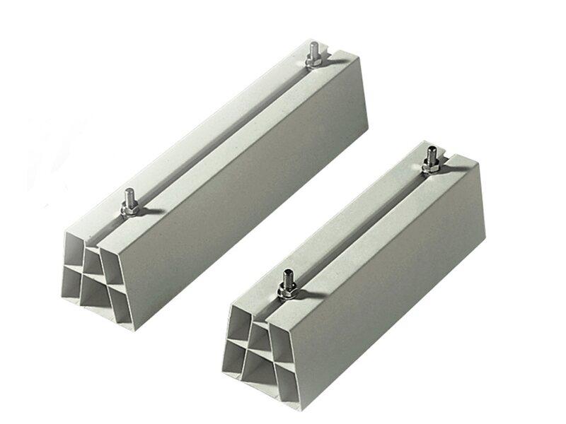 Supporto a terra per unit esterna condizionatori 45 cm for Ventilatori da soffitto obi