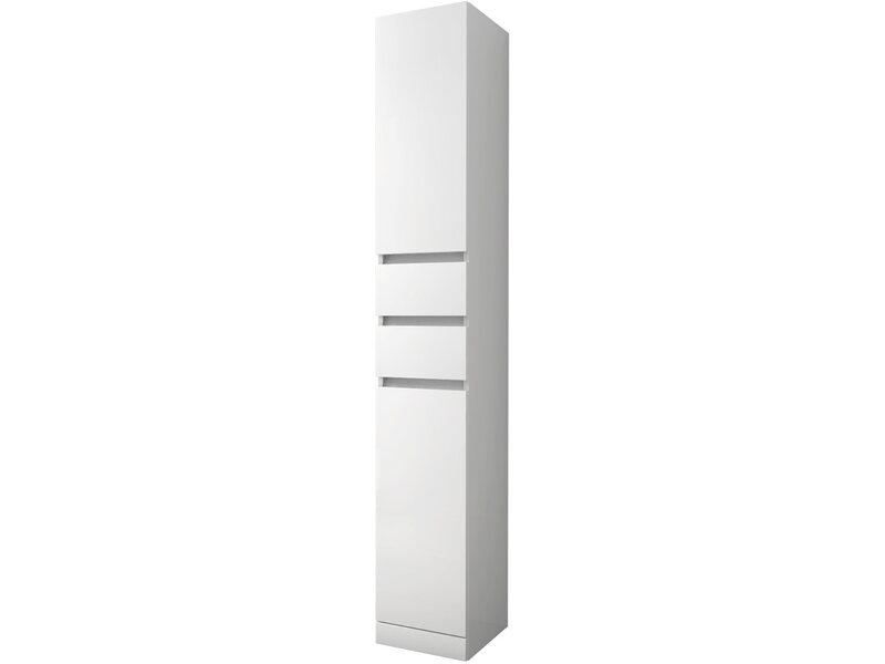 colonna new multiuso alta bianco lucido acquista da obi - Accessori Bagno Obi