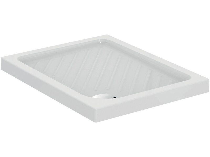 Vasca Da Bagno Ideal Standard : Ideal standard piatto doccia rettangolare gemma due 120 cm x 80 cm