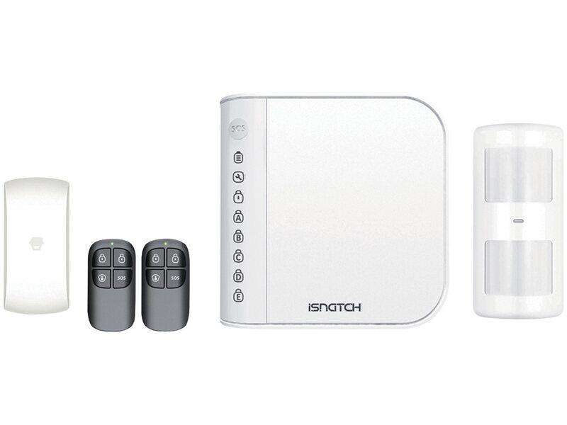 Isnatch kit antifurto secureasy 2 con combinatore for Combinatore telefonico auto