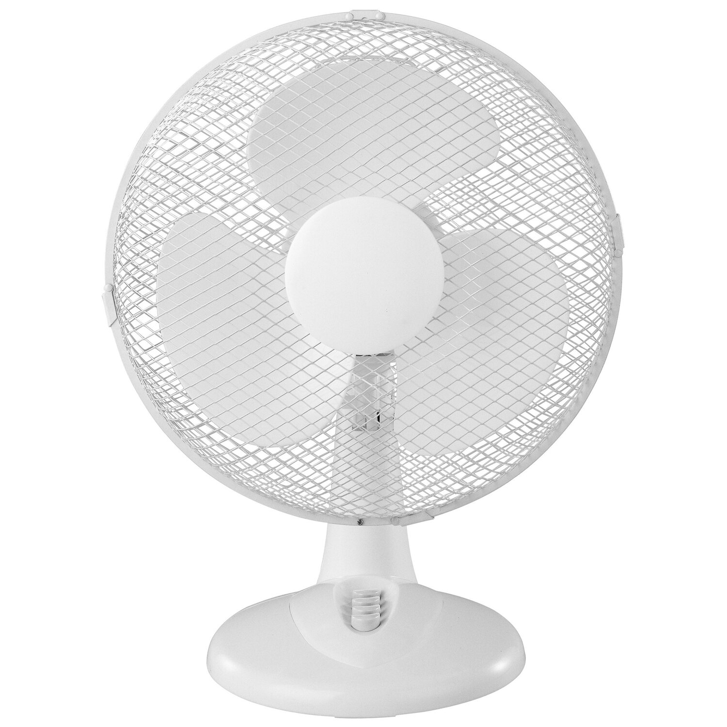 Ventilatore da tavolo cmi 30 cm acquista da obi for Obi ventilatori